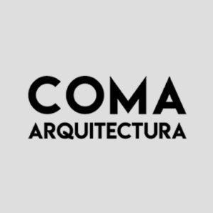 logo coma arquitectura