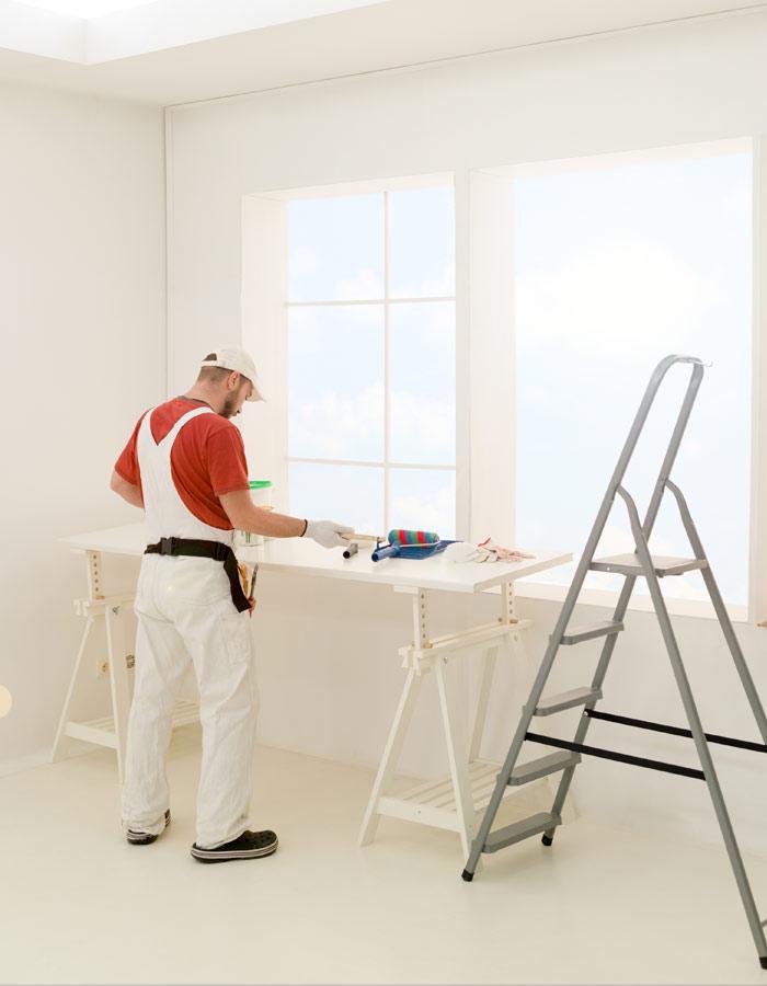 Pintar oficinas