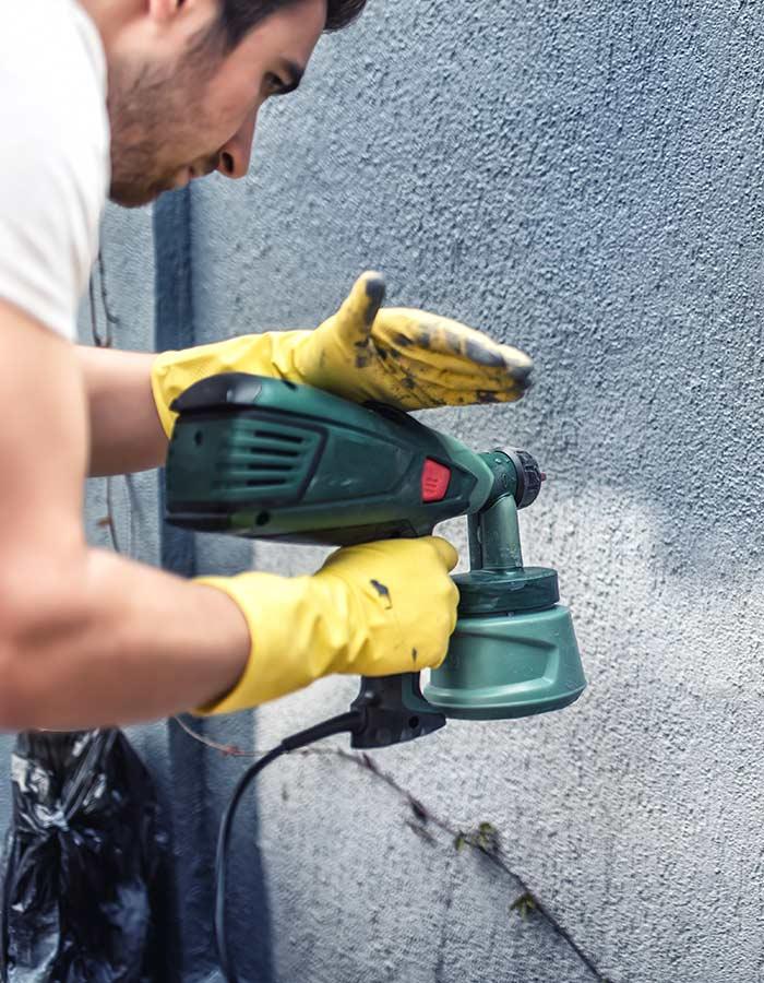 Pintores de fachadas y comunidades de vecinos