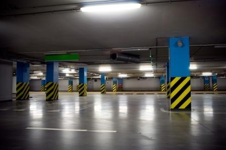 Pintura mantenimiento parkings