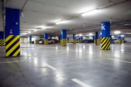 pintores de parkings y garajes