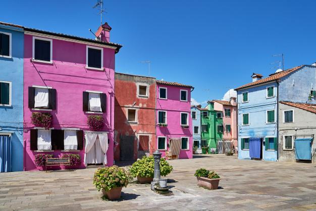¿Quieres pintar tu fachada?
