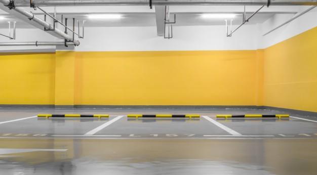 Por qué deberías pintar tu parking