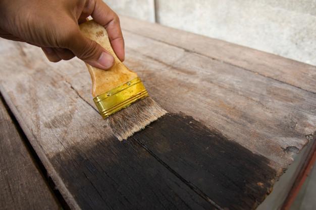 Pintar sobre barniz: Cuándo y cómo hacerlo