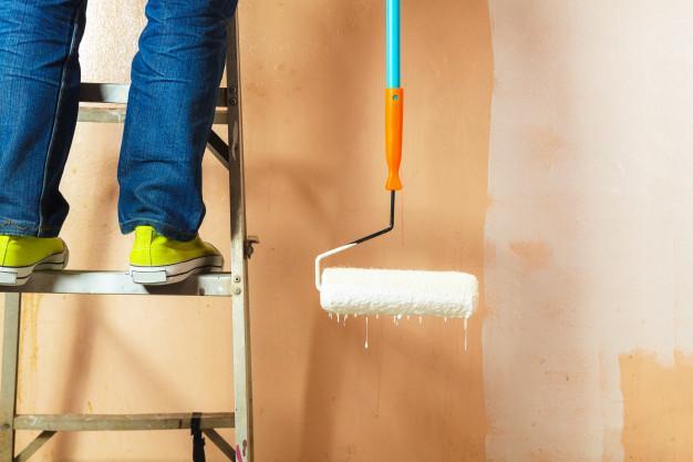 Consejos para preparar tus paredes antes de pintarlas