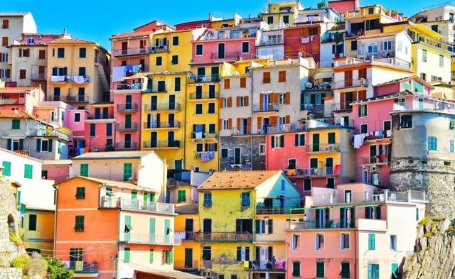 Los pueblos más coloridos del mundo