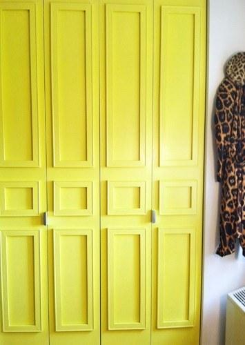 Consejos para pintar tu armario
