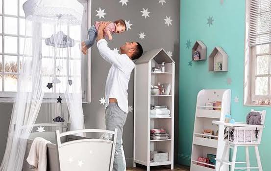 Cómo decorar la habitación de tu hijo
