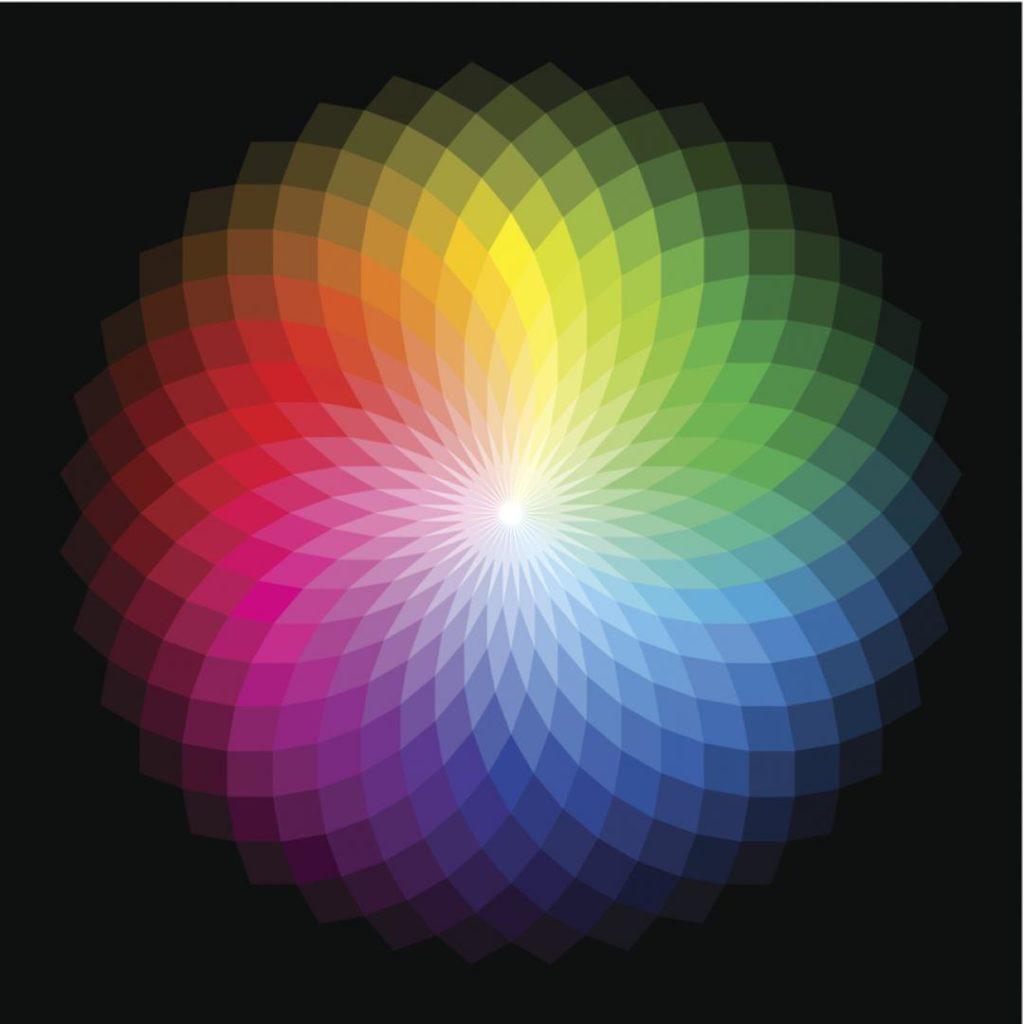 La importancia de los colores para nuestros sentidos