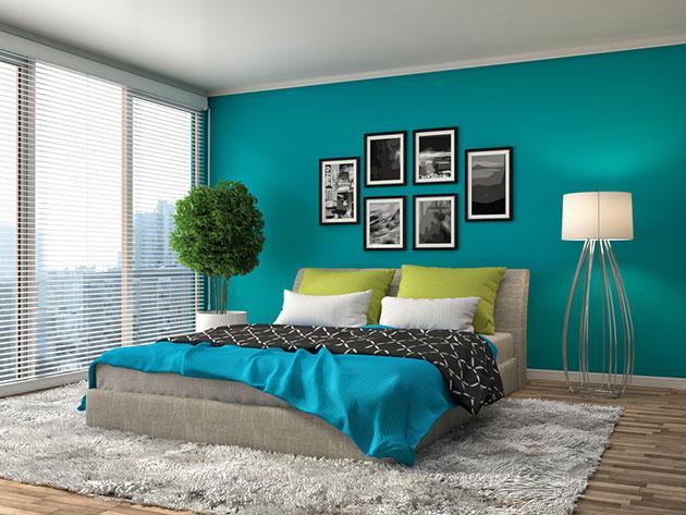 Los mejores colores para iluminar tu habitación